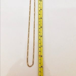 Jewelry - 14K Solid gold link necklace.